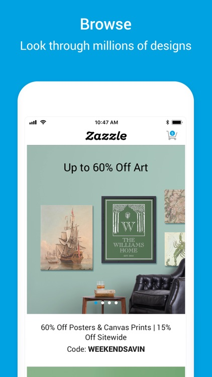 Zazzle - Create, Design & Shop