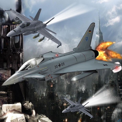 Aircraft Combat Skyward Competition - Addictive Crazy Flight Simulator Airforce