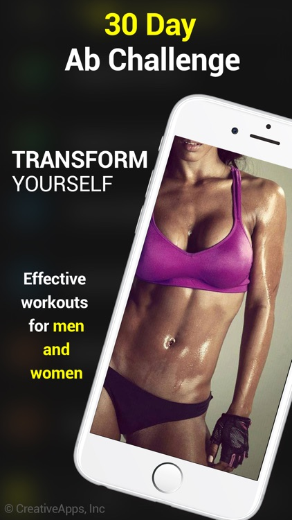 30 Day Abs Pro ~ Perfect Workout For Abs