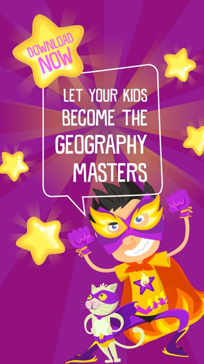Atlas 3D for Kids – Games to Learn World Geography screenshot-4
