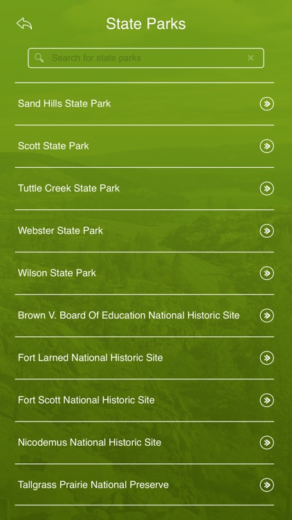 Kansas State Parks screenshot-2