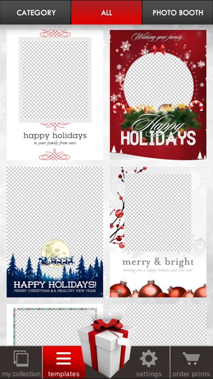 Cardmento - Holiday Photo Cards