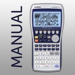 Casio graph calculator manual on the app store casio graph calculator manual 4 ccuart Choice Image