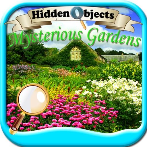 Hidden Objects: Mysterious Gardens Seek & Find