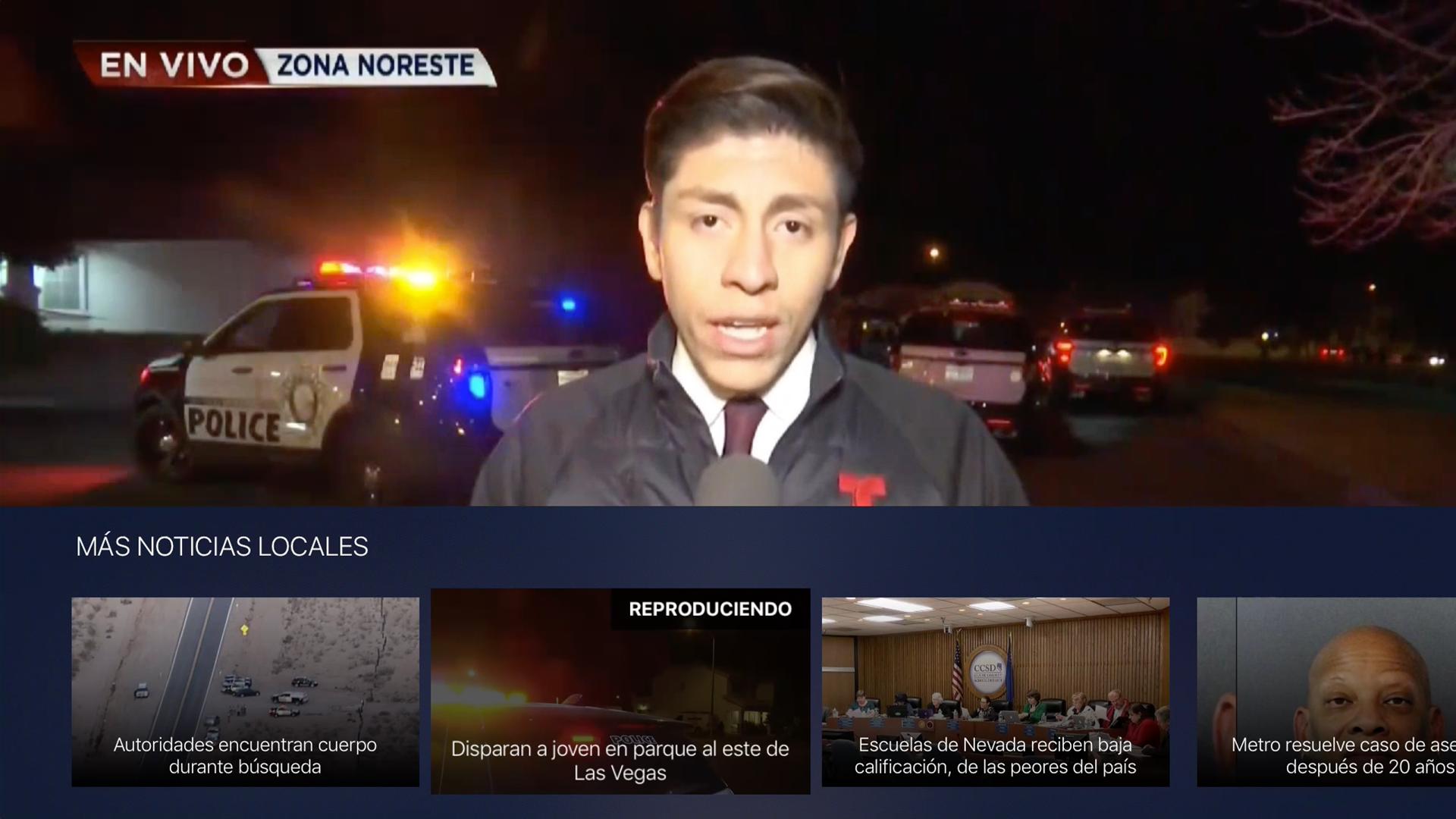 Telemundo Las Vegas screenshot 16