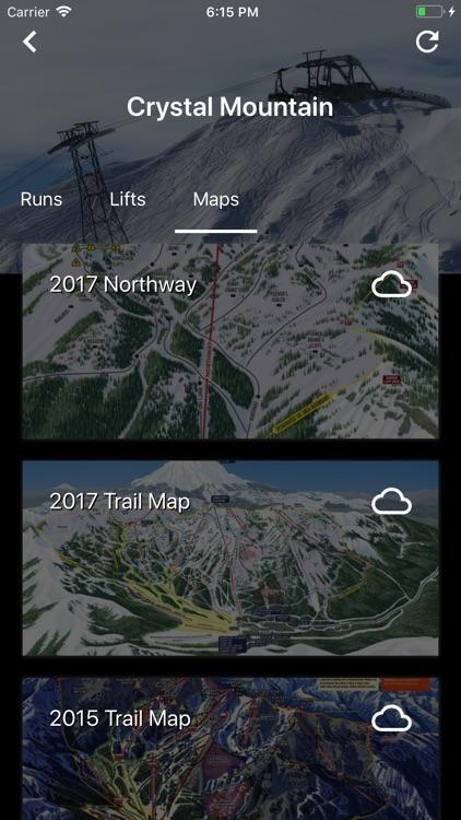 PowHunter Ski & Snow Report screenshot-5