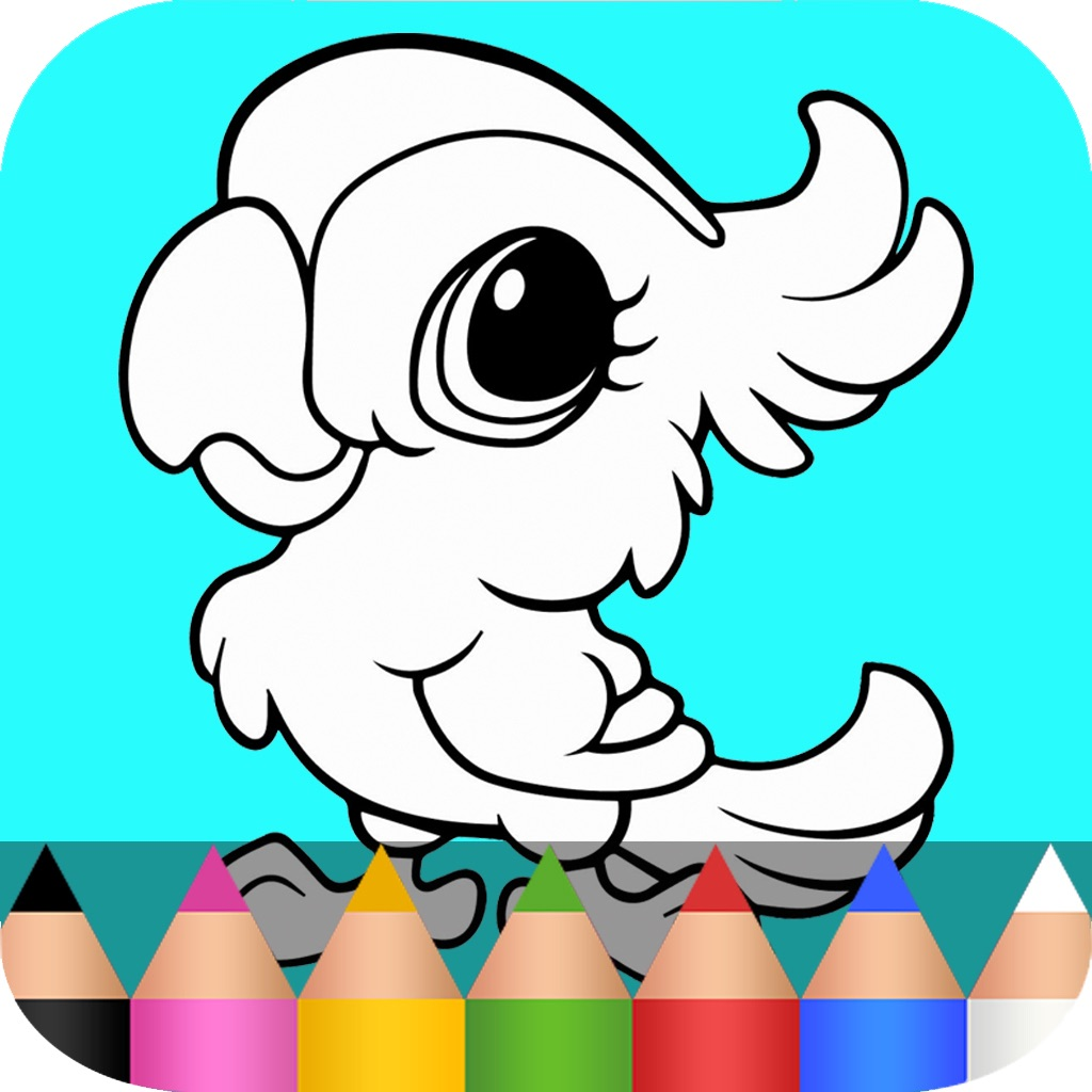 Animal Coloring Pages Game hack