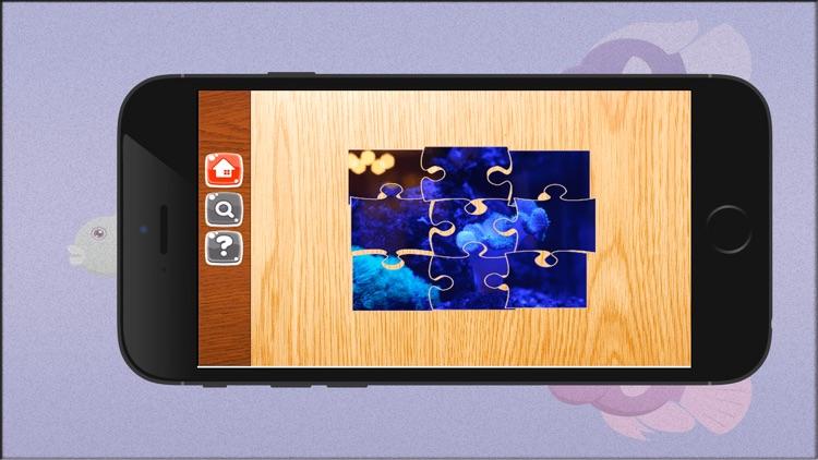 aquarium jigsaw game screenshot-3