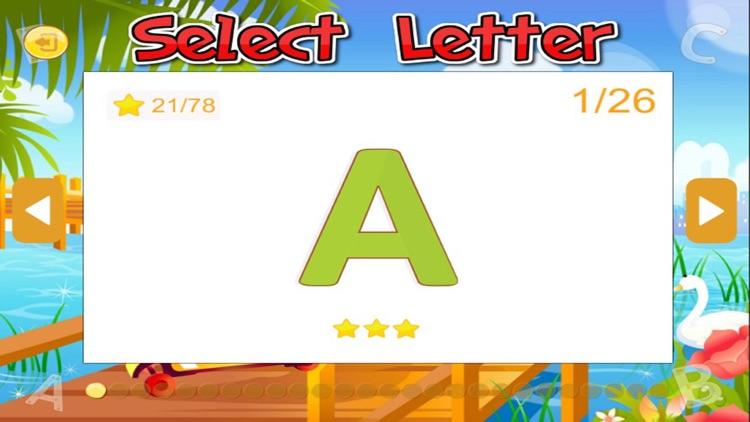 ABC Alphabet Phonics Learning Tracing for Kids screenshot-3