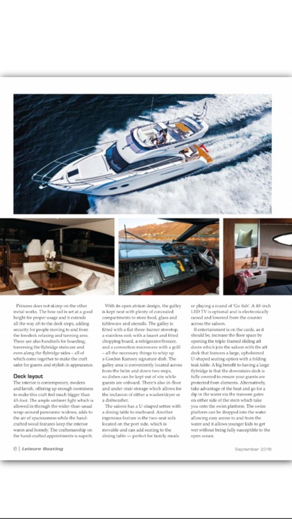 Leisure Boating Magazine screenshot-4