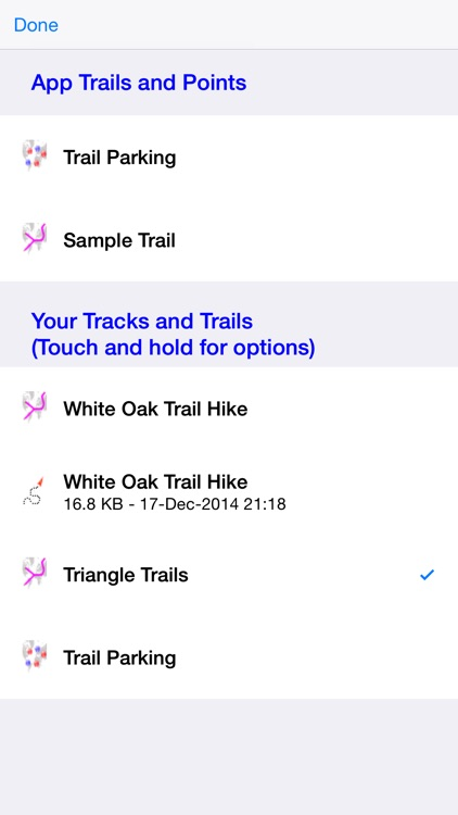 Make My Trail screenshot-4