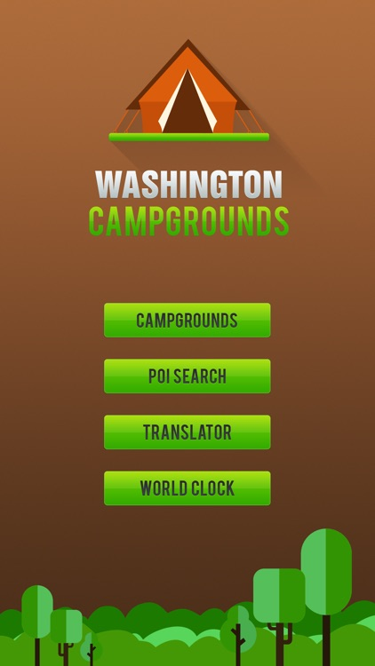 Washington Camping & RV Parks screenshot-1