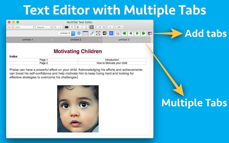 MultiTab Text Editor | App Price Drops