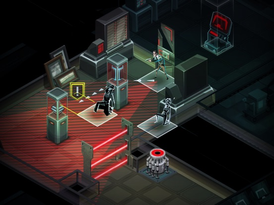 Invisible, Inc. для iPad