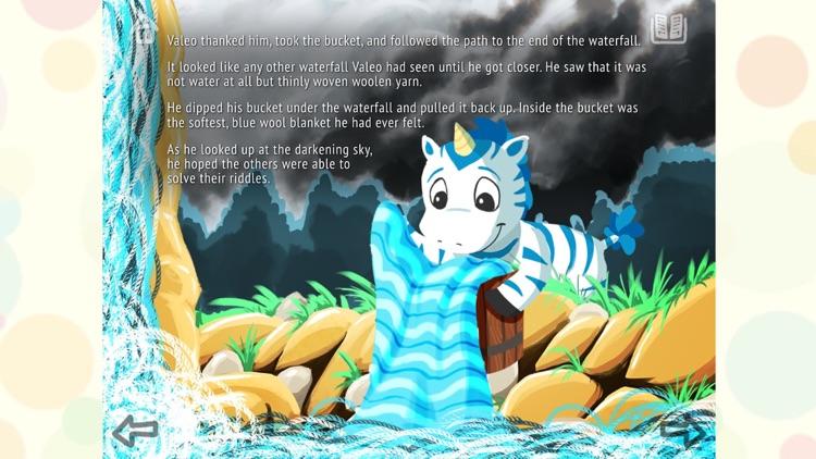 Friends Through The Storm - Premium Children's Story screenshot-4