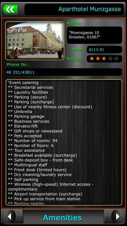 Dresden Offline Map Travel Guide screenshot-3