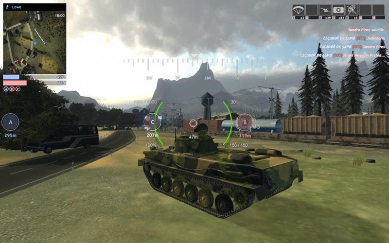 War Trigger 2 скриншот программы 2