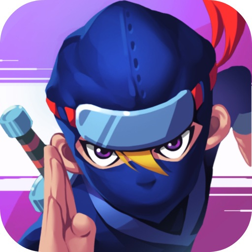 Train Ninja Adventure 3D icon