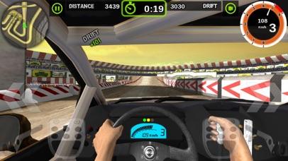 Rally Racer Dirt screenshot one