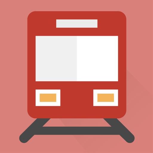 Capital DC Metro - Next Train iOS App