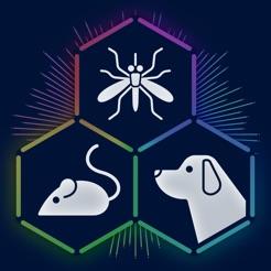 超音波バリア - 蚊,猫,犬,鼠,蠅,若者を遠ざける