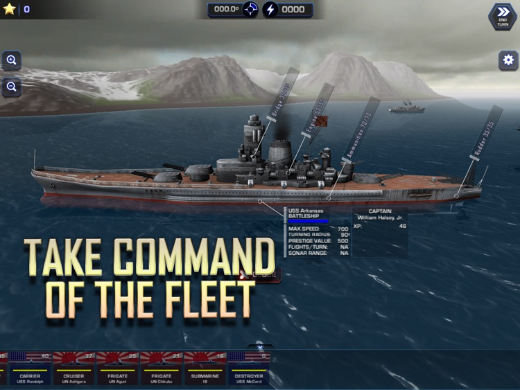 Battle Fleet 2 screenshot-0