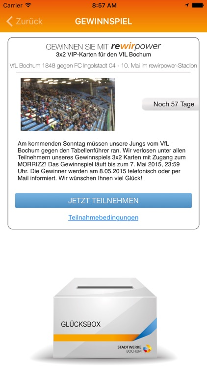 rewirpower Kundenkarte Bochum screenshot-4