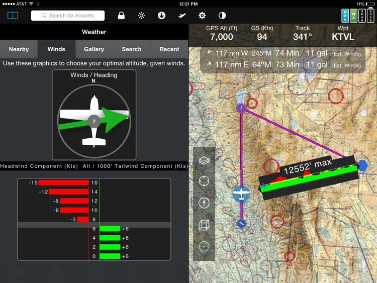 FlyQ EFB screenshot-1