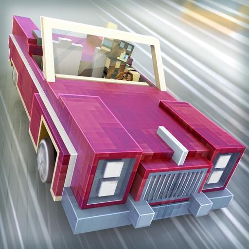 Blocky CarX - Free Racing Car Challenge iOS App