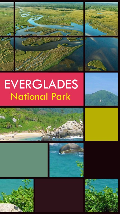Everglades National Park Offline Guide