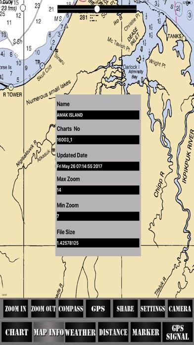 Alaska USA Nautical Charts-2