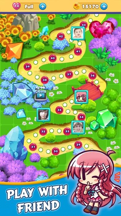 Jewel Mania - Treasure Hunt Match 3 1.0.7  IOS
