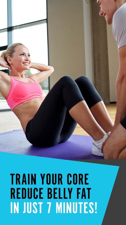Abs Workout   Home Fitness App