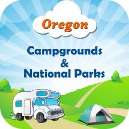 Oregon - Campgrounds & National Parks