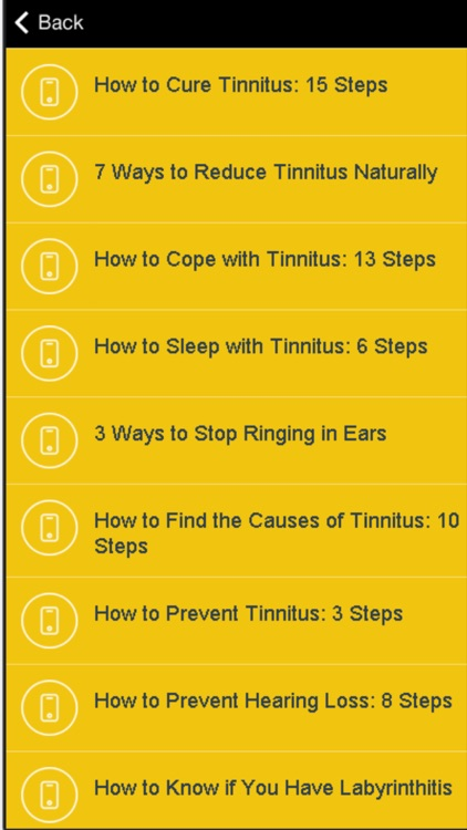 Tinnitus Treatment - How to Treat Tinnitus and Ringing in Ears