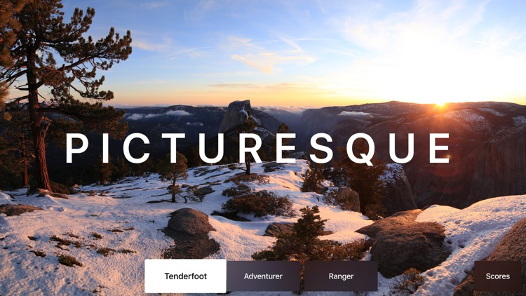 Picturesque - National Parks