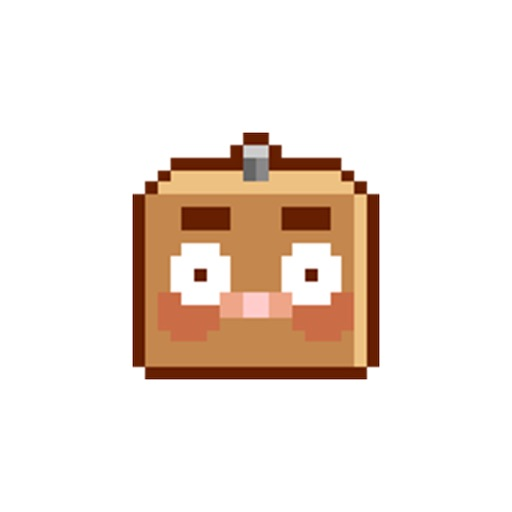 Mr.box : square of emoji