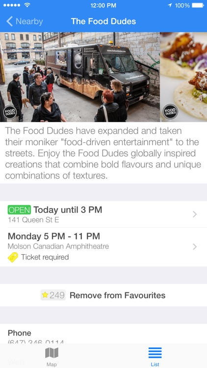 Street Food Toronto screenshot-3