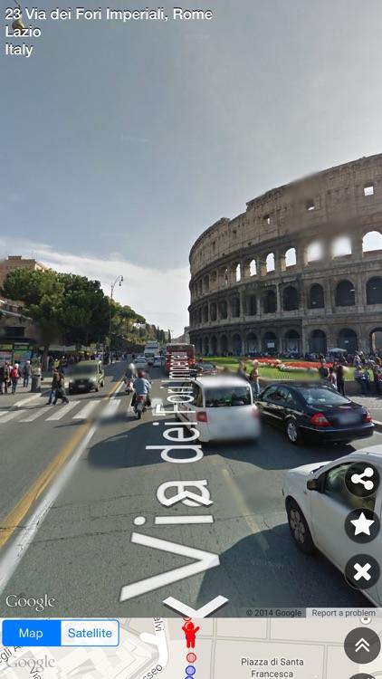 Explorer for Google Street View™ on Google Maps™ screenshot-0