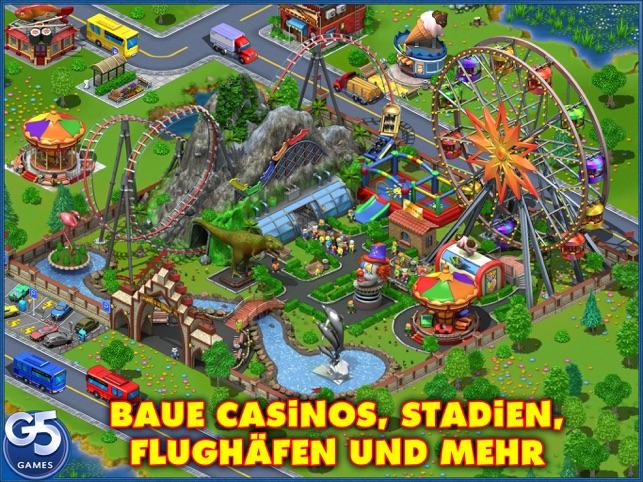 Virtual City Playground®: Building Tycoon HD Screenshot