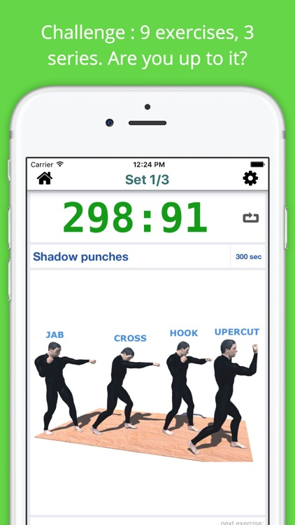 Boxing Challenge Workout PRO