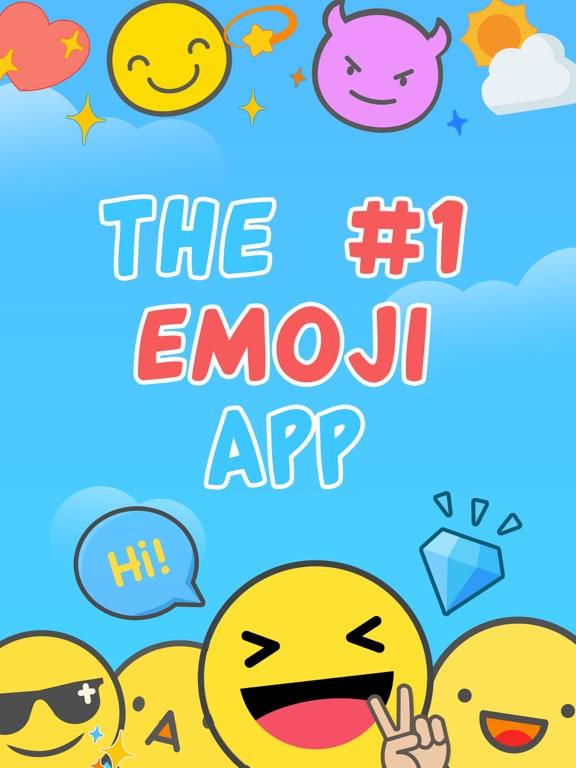 Emoji Free – Emoticons Art and Cool Fonts Keyboard-ipad-0