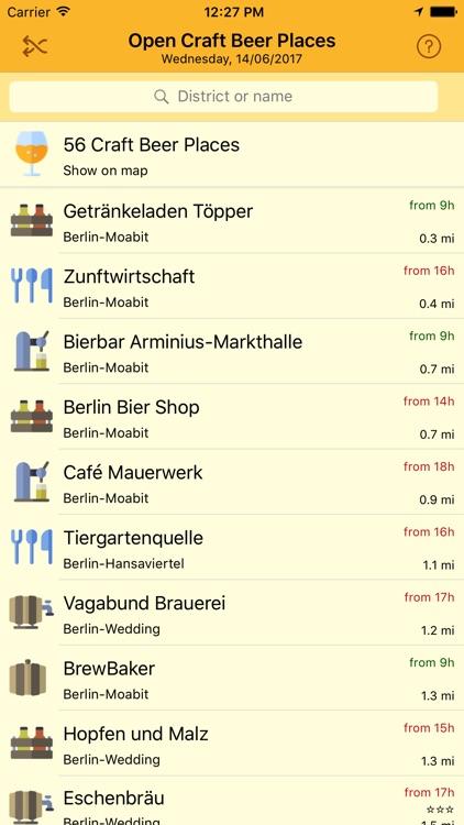 Berlin Craft Beer screenshot-4