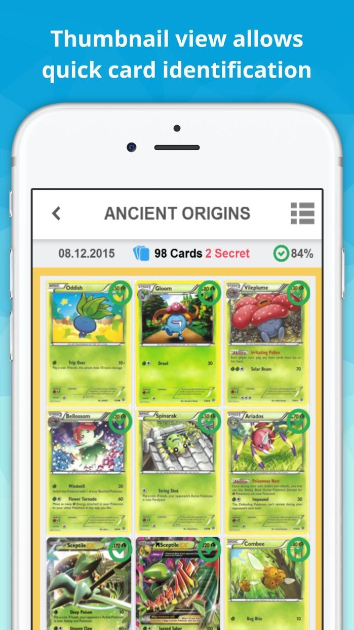 Pokellector - for Pokemon TCG Screenshot