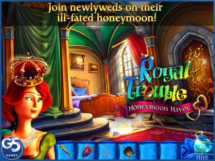 Royal Trouble: Hidden Honeymoon Havoc HD screenshot-0