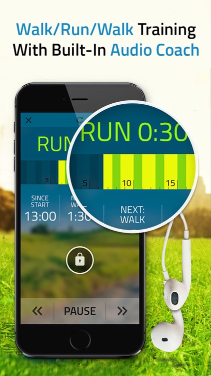 5K Runner: 0 to 5K Run Trainer, Couch potato to 5K app image