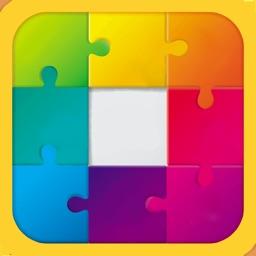 拼图游戏—智能益智力拼图片玩图软件