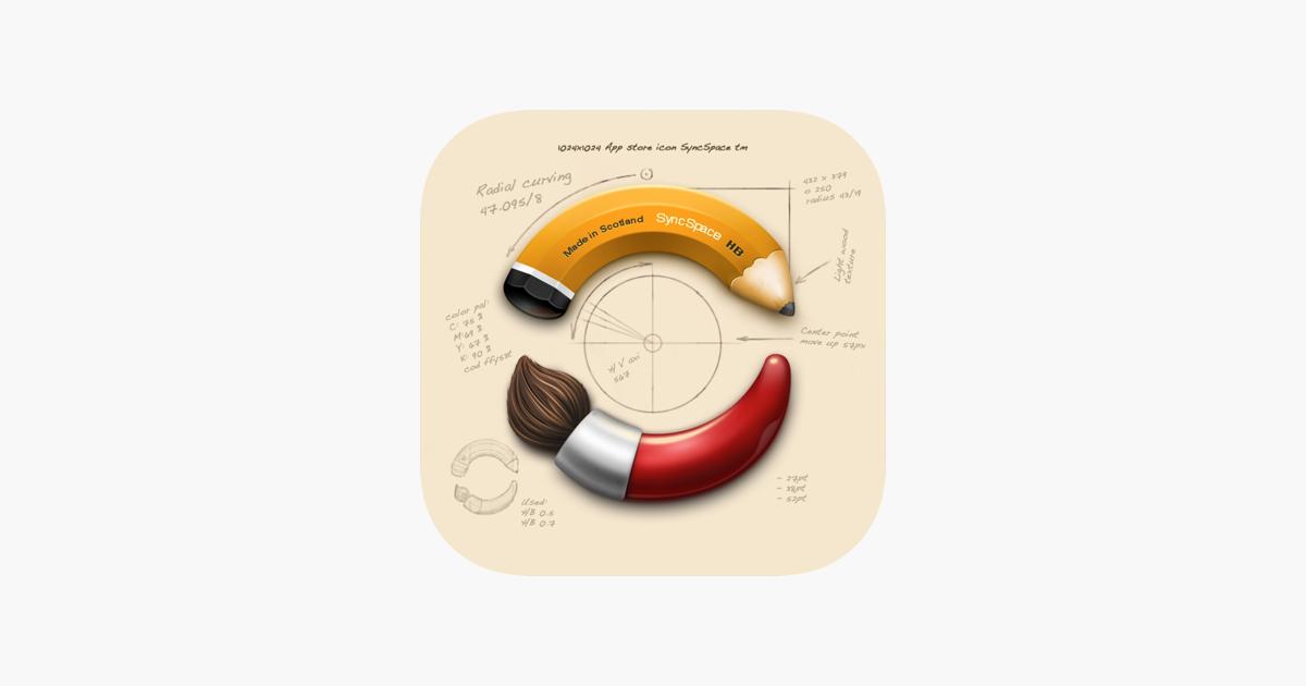 SyncSpace im App Store