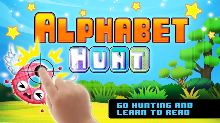 Alphabet Hunt- Teaching Letter and A to Z Phonics screenshot-0