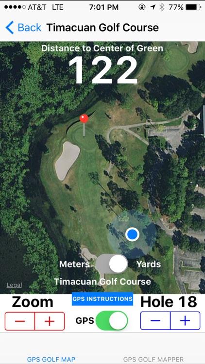 GPS Golf Map screenshot-0